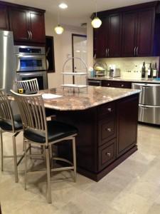 kitchen countertop option