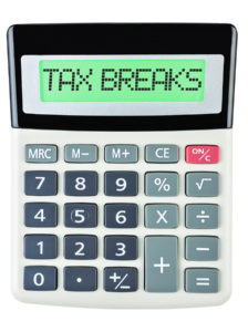 tax breaks calculator